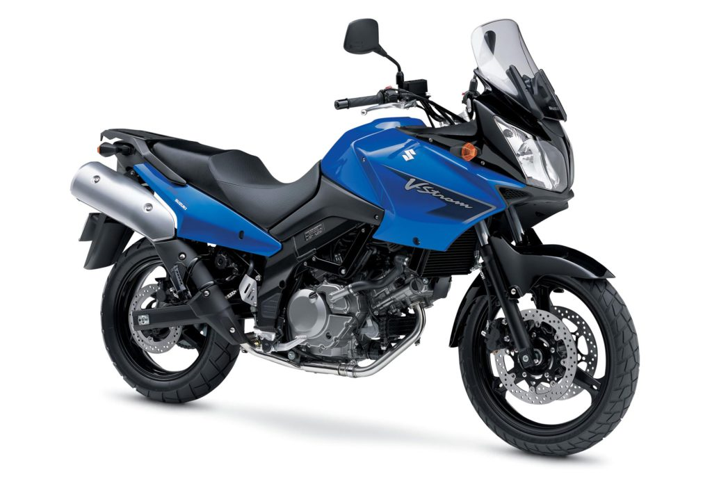 2007 Suzuki DL650 V-Strom Service Manual