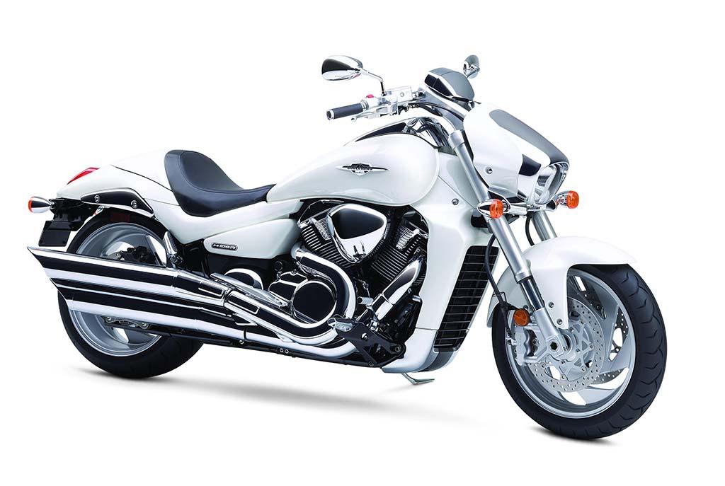 2007 Suzuki Boulevard M109R Service Manual | Suzuki Motorcycles