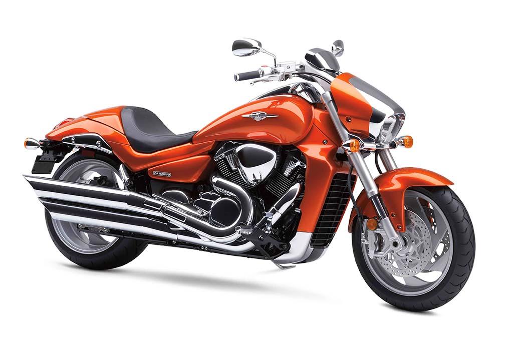 2008 Suzuki Boulevard M109R Service Manual | Suzuki Motorcycles