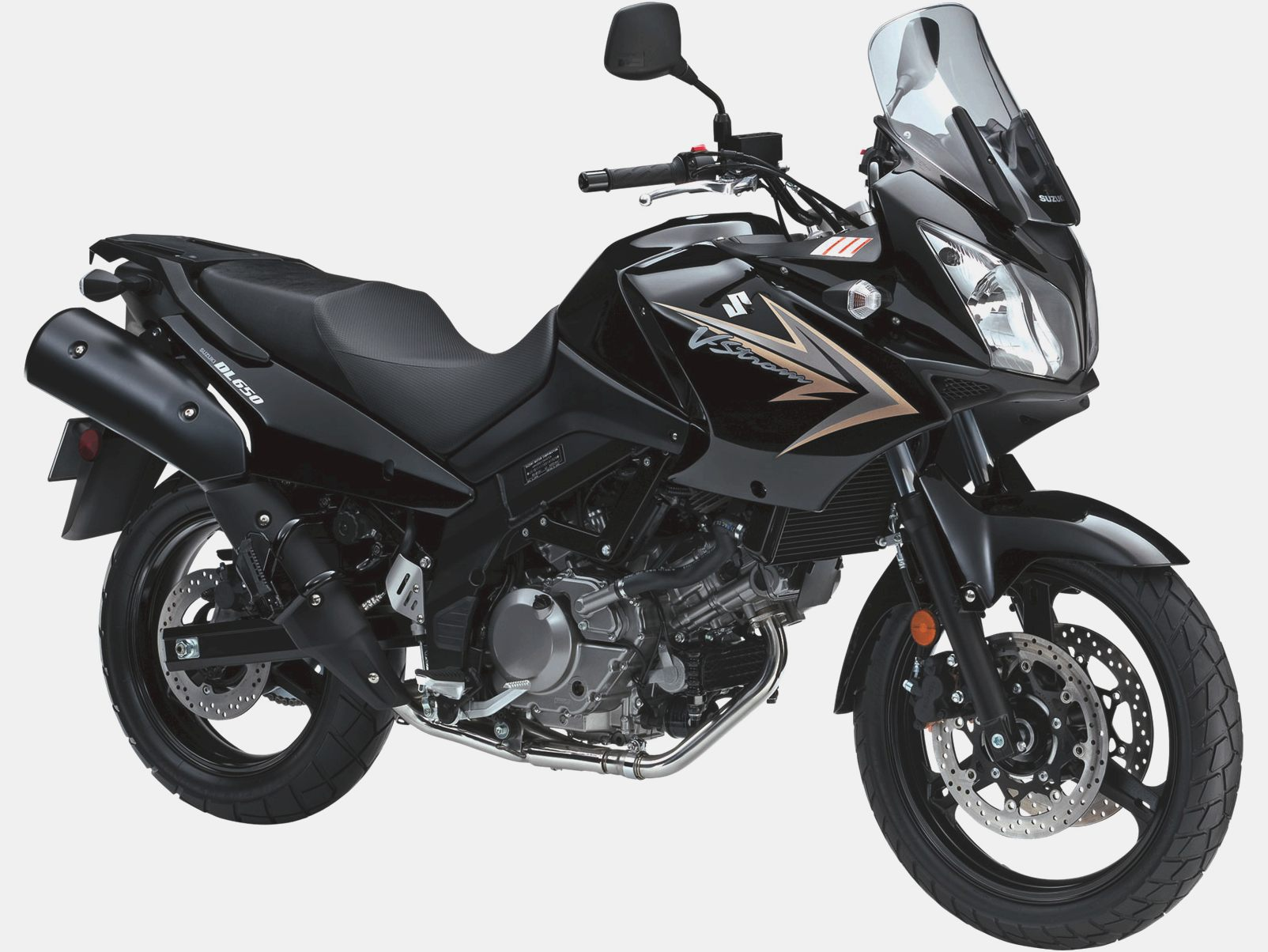 2009 Suzuki DL650 V-Strom Service Manual