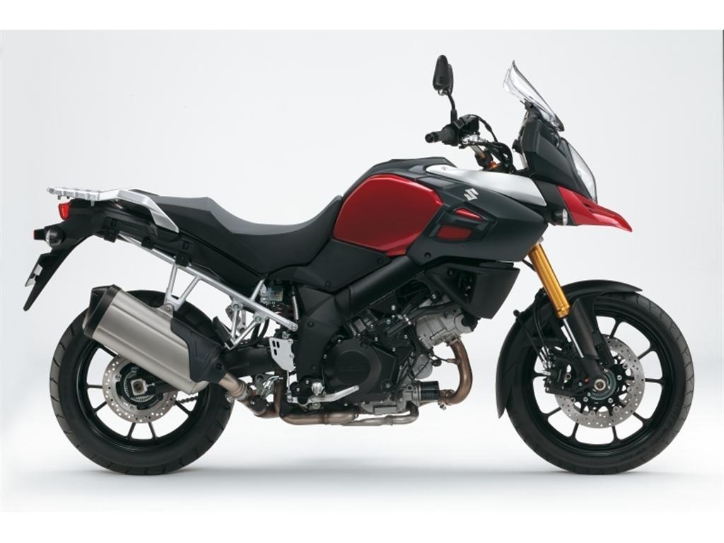 2014 Suzuki V-Strom 1000 service manual
