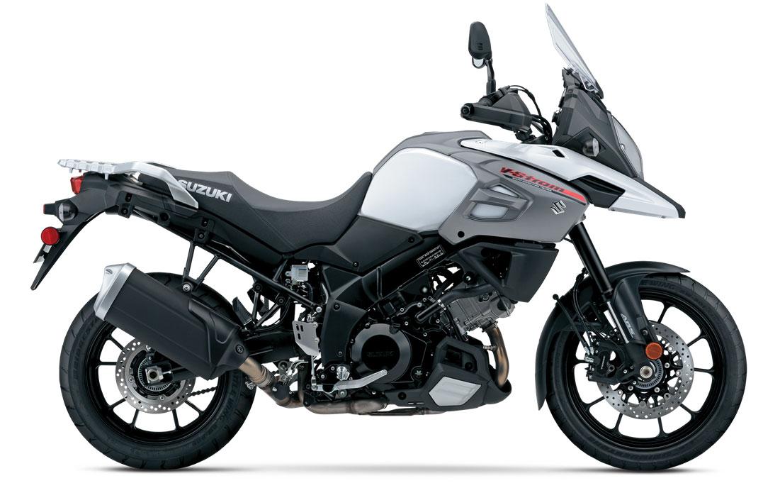 2017 Suzuki V-Strom 1000 service manual