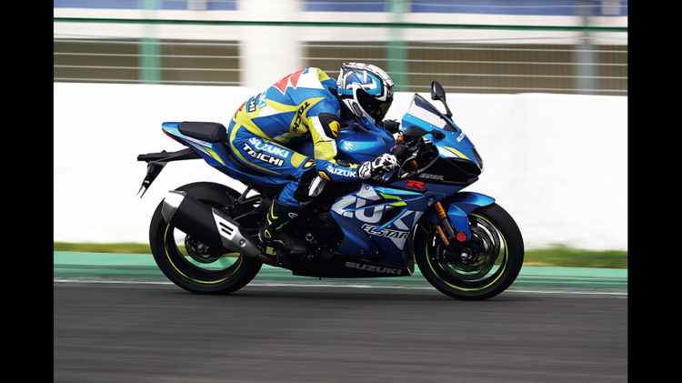 2019 Suzuki GSX-R1000/R specifications