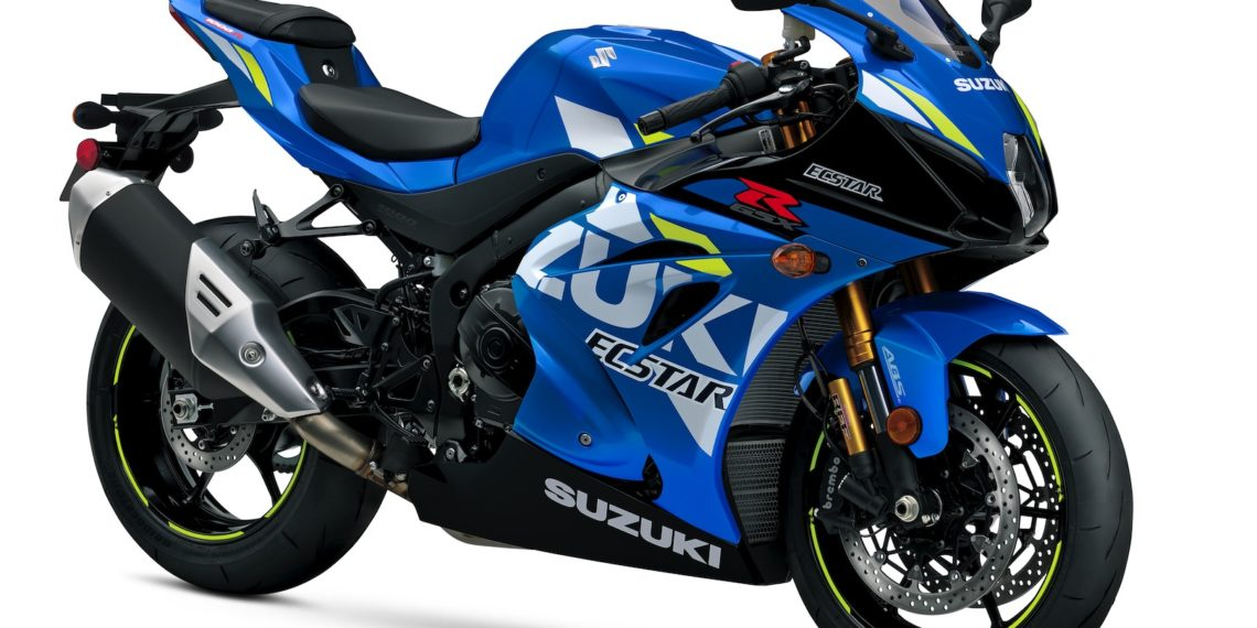 2019 Suzuki GSX-R1000/R specifications