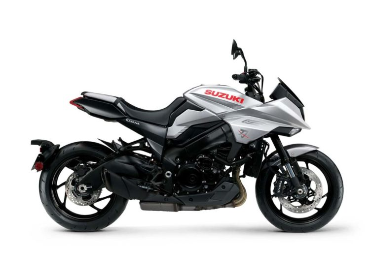 2019 Suzuki Katana specifications