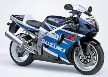 K3 Suzuki GSX-R 750 2003 Service Manual