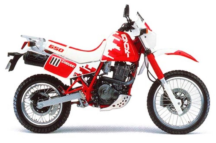 1991 Suzuki DR650 Service Manual