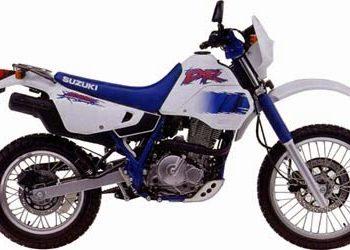 1994 Suzuki DR650 Service Manual