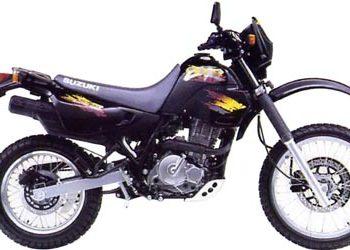 1995 Suzuki DR650 Service Manual