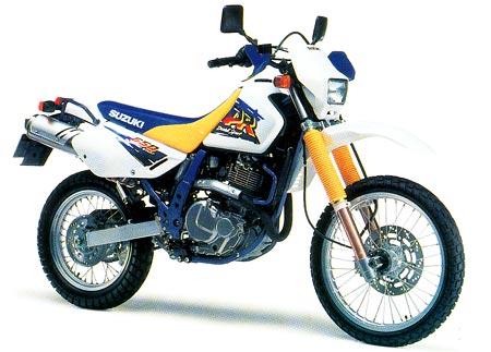 1996 Suzuki DR650 Service Manual