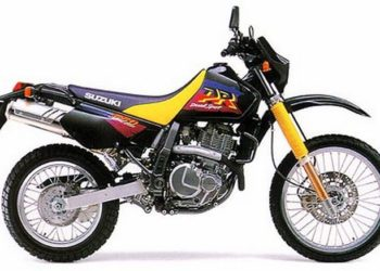 1997 Suzuki DR650 Service Manual