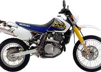 1999 Suzuki DR650 Service Manual