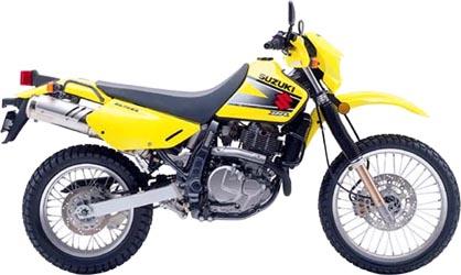 2002 Suzuki DR650 Service Manual