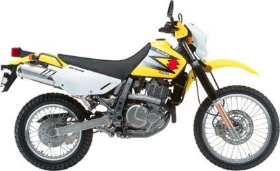 2004 Suzuki DR650 Service Manual