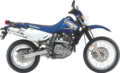 2005 Suzuki DR650 Service Manual