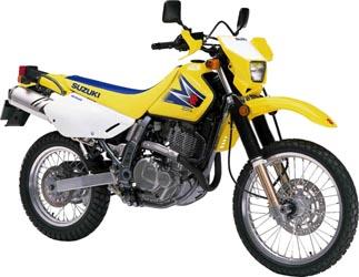 2006 Suzuki DR650 Service Manual