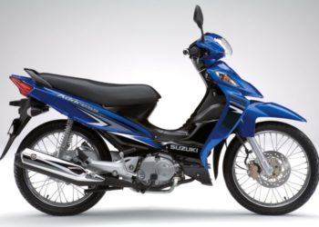 2007 Suzuki Address 125 Service Manual