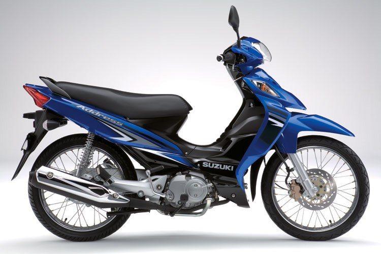 2007 Suzuki Address 125 Service Manual