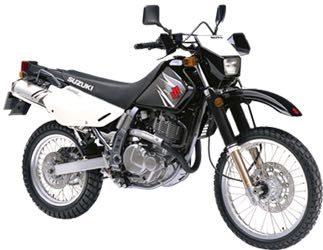 2007 Suzuki DR650 Service Manual