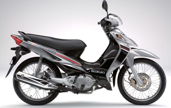 2008 Suzuki Address 125 Service Manual