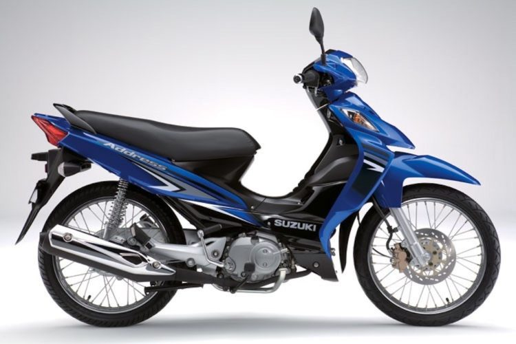 2009 Suzuki Address Service Manual