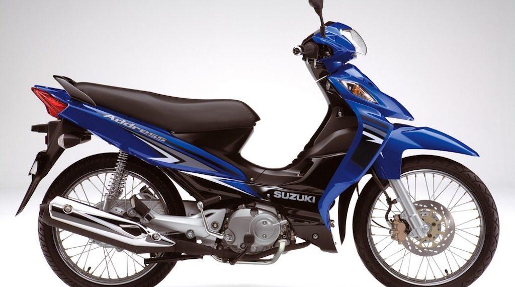 2010 Suzuki Address Service Manual