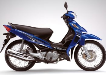 2010 Suzuki Address Service Manual