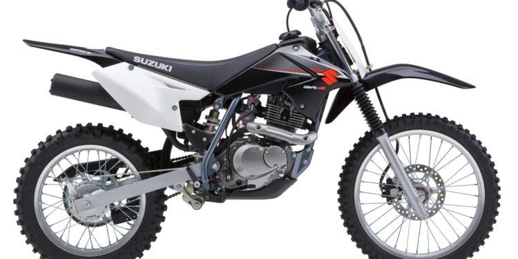 2010 Suzuki DR-Z125/L Service Manual