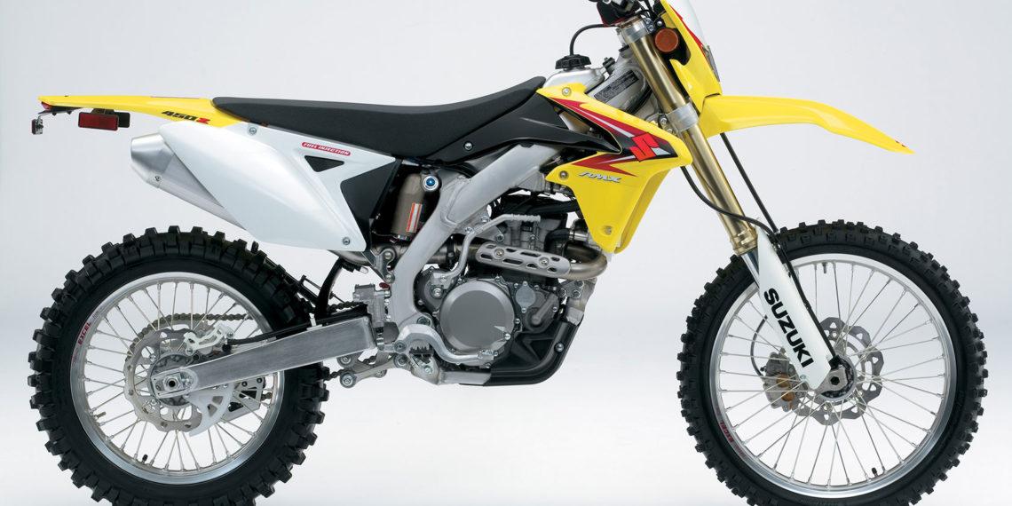 2010 Suzuki RMX450Z Service Manual