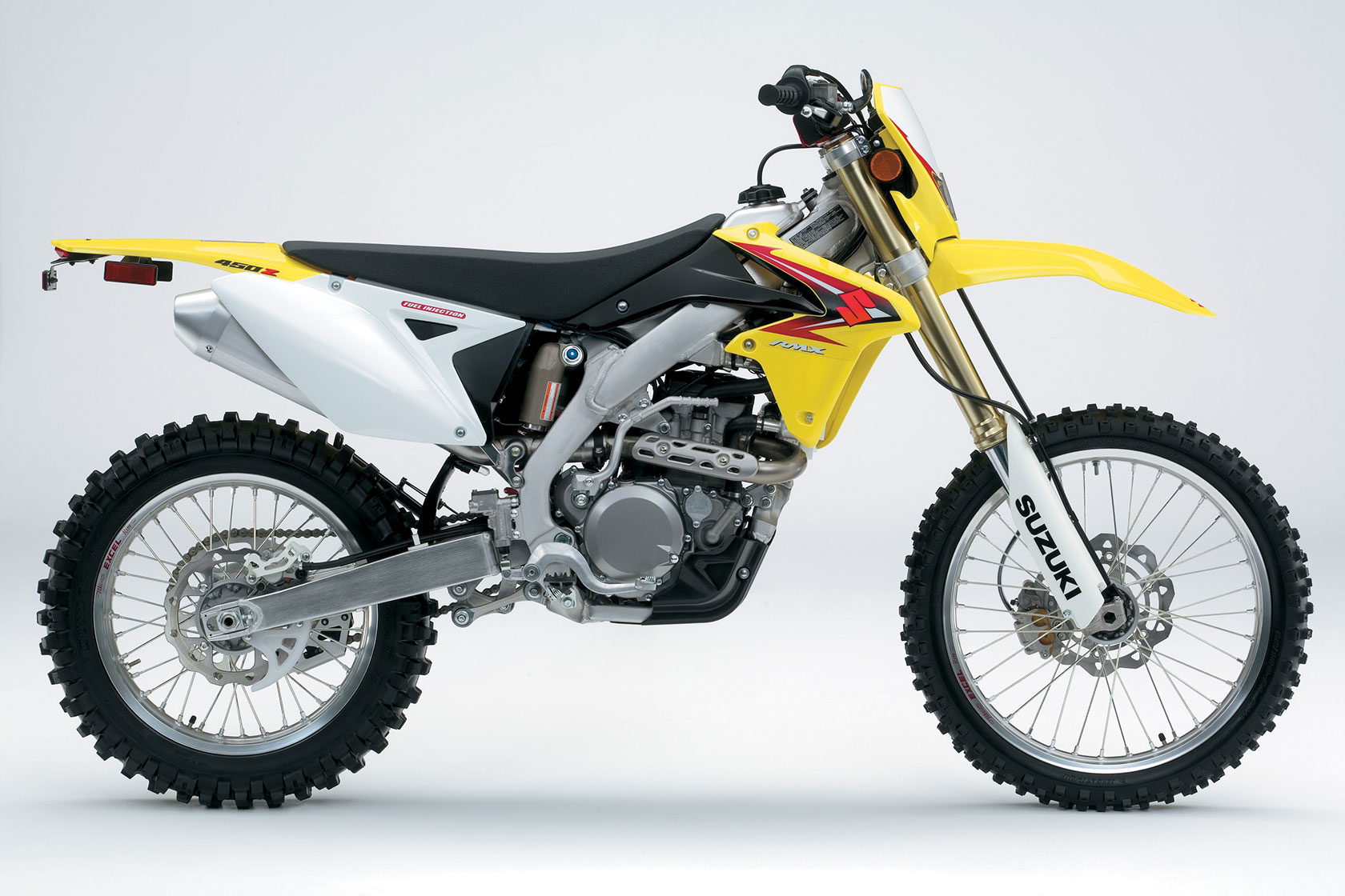 2010 Suzuki RMX450Z Service Manual