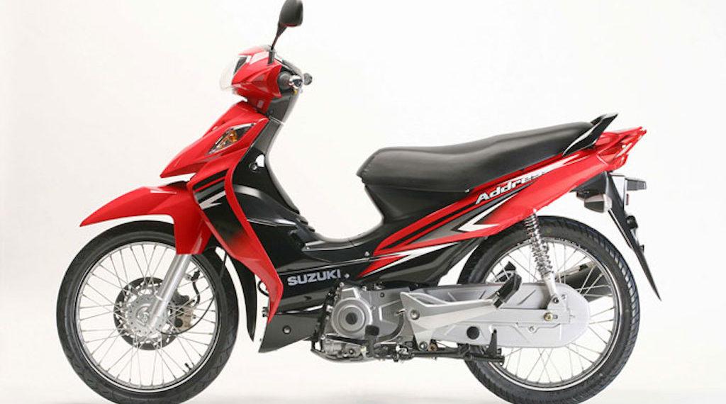 2011 Suzuki Address Service Manual