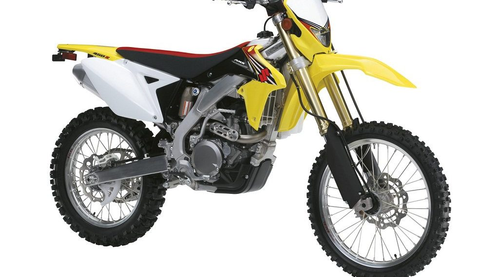 2012 Suzuki RMX450Z Service Manual