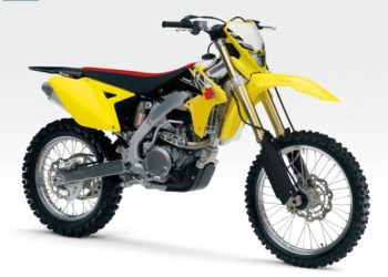 2014 Suzuki RMX450Z Service Manual
