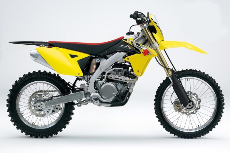 2015 Suzuki RMX450Z Service Manual