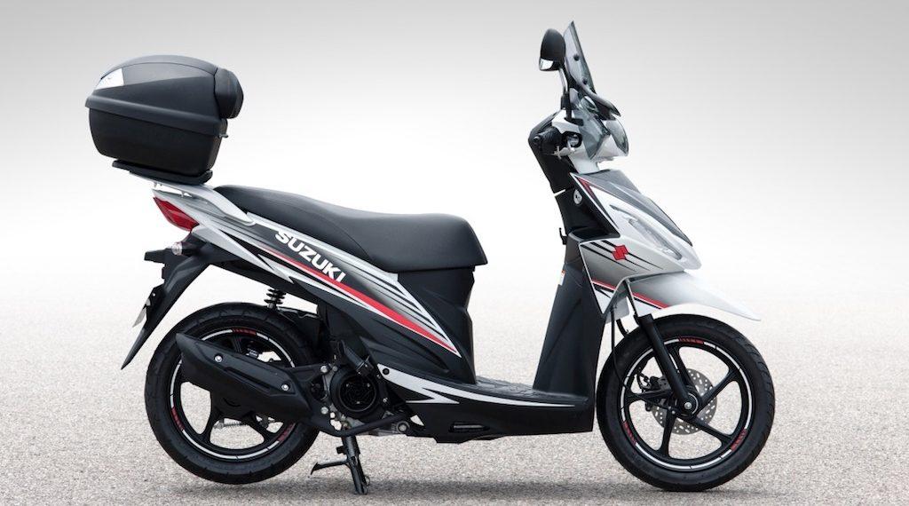 2016 Suzuki Address Service Manual