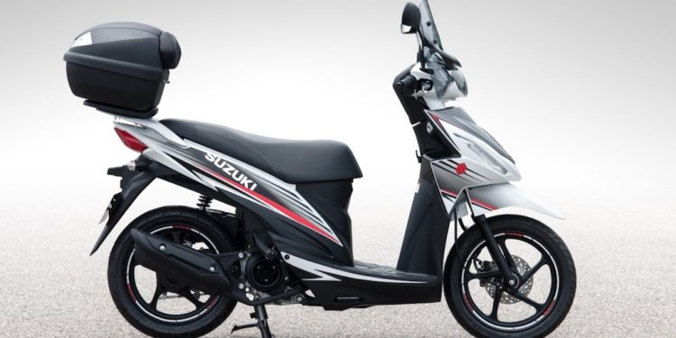 2016 Suzuki Address Service Manual