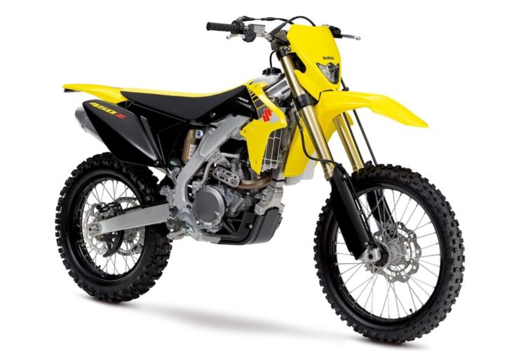 2016 Suzuki RMX450Z Service Manual