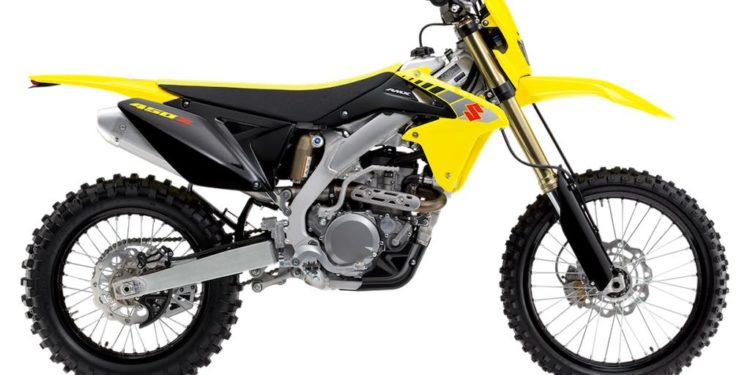 2017 Suzuki RMX450Z Service Manual
