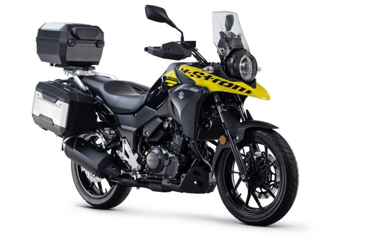 2017 Suzuki V-Strom 250 ABS Service Manual