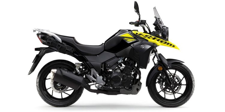 2018 Suzuki V-Strom 250 ABS Service Manual
