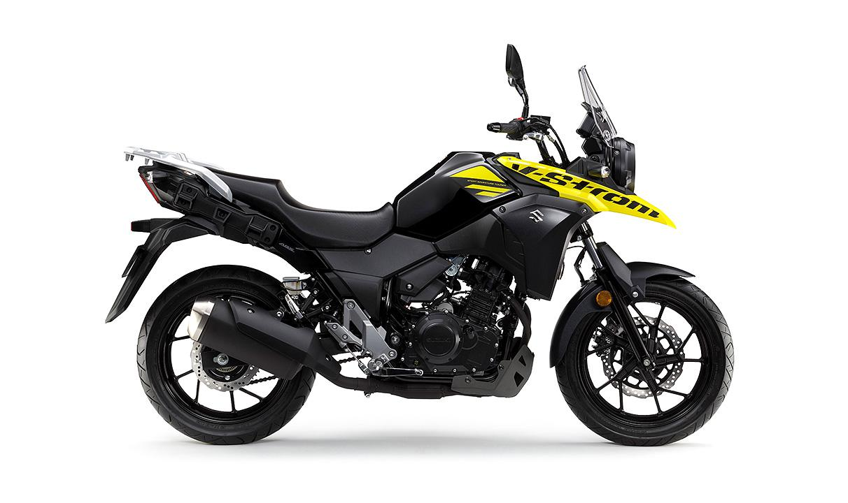 2018 Suzuki V-Strom 250 ABS Service Manual
