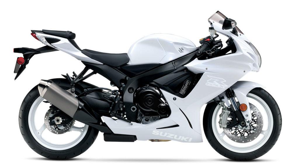 Suzuki GSX-R600 2019 Specifications