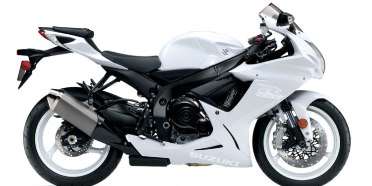 Suzuki GSX-R600 2019 Specifications