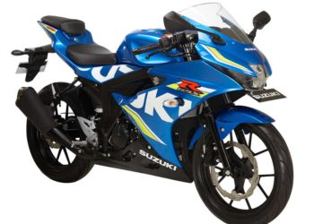 2017 Suzuki GSX-R150 Specifications