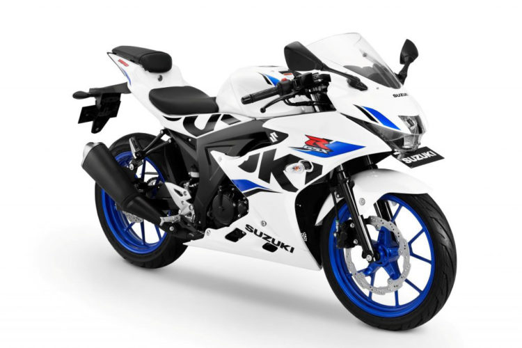 2018 Suzuki GSX-R150 Specifications