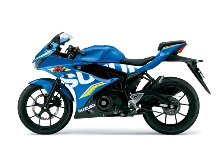 2018 Suzuki GSX-R150 Specifications