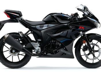 Suzuki GSX-R125 2019 Service Manual