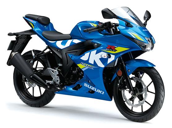 Suzuki GSX-R125 2019 Specifications | Suzuki Motorcycles