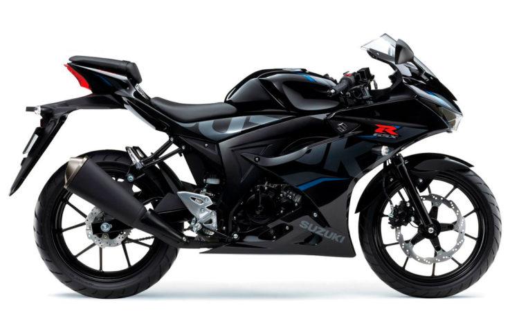 2019 Suzuki GSX-R150 Specifications