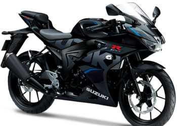 2019 Suzuki GSX-R150 Specifications